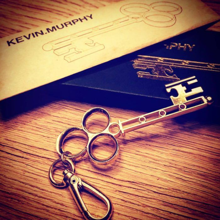 KevinMurphy GOLDKEY