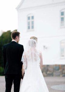 Brudehårogkjole